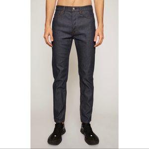 NWT Acne Studios River Indigo Jeans